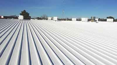 Metal Roof Restoration Plano, TX