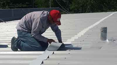 Metal Roofing Restoration Arlington TX
