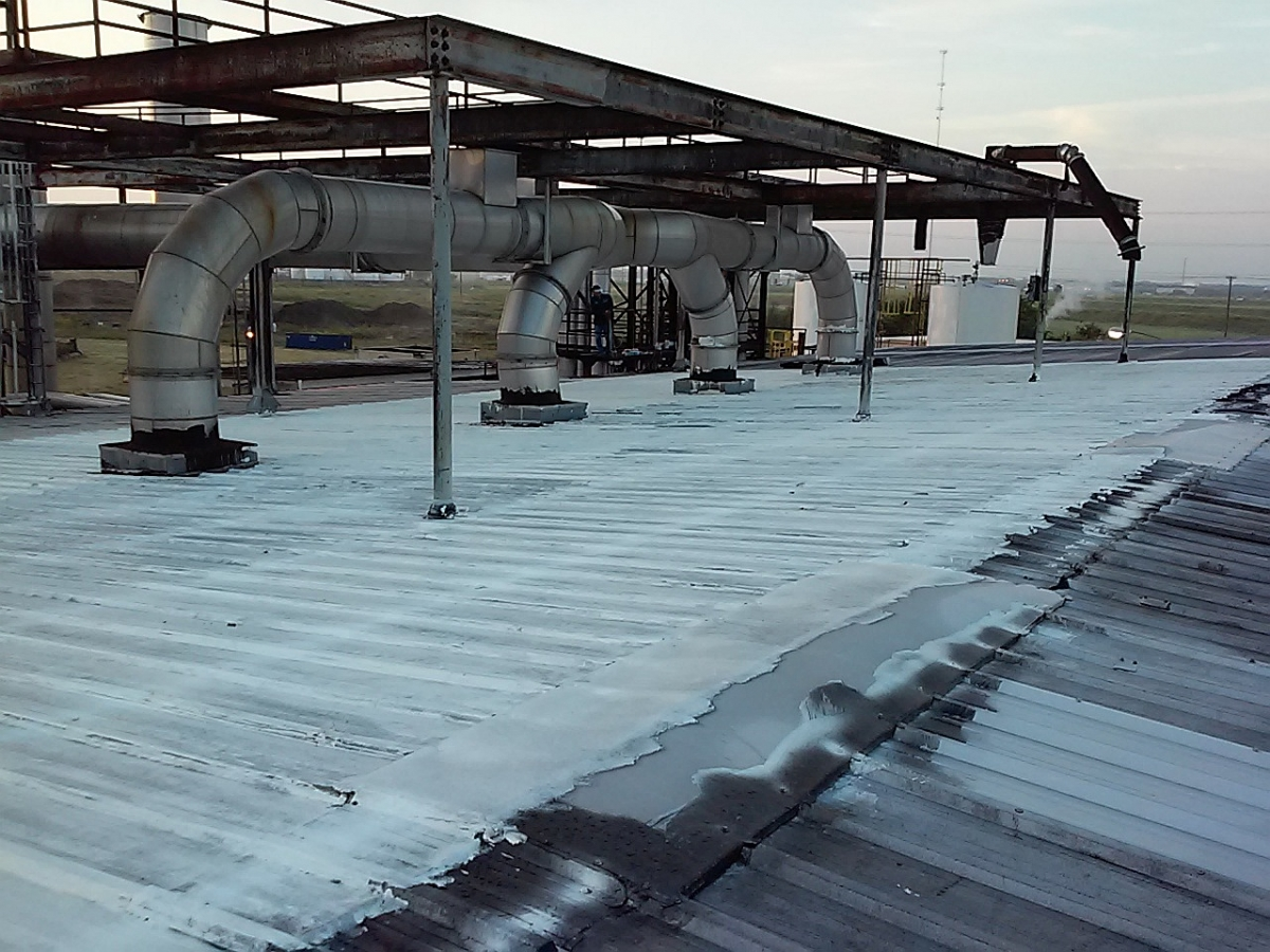 Commercial Metal Roof RepairCommercial Metal Roof Repair1